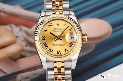 劳力士179173女士手表可以几折典当