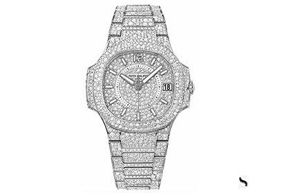 百达翡丽运动优雅系列7021手表典当是原价的几折