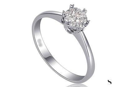 哪里可以以高价典当50分钻石戒指