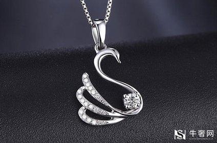 闲置钻石项链的典当价格是多少